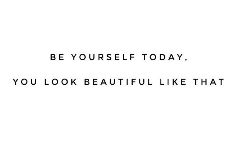 True Beauty Begins Inside
