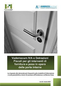 VADEMECUM PORTE INTERNE rev. 03_marzo 20