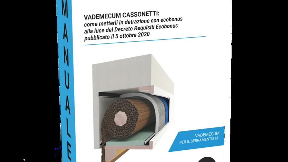 Vademecum Cassonetti: come metterli in detrazione con ecobonus
