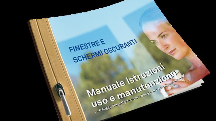 Manuale: ISTRUZIONI USO E MANUTENZIONE (30 Copie)
