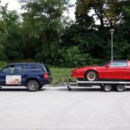 Autotransportanhänger Groß3 B&B Anhängerverleih Stockerau