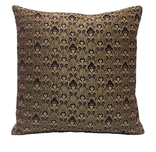 Mardi 18x18 Pillow