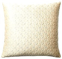 Katelyn 18x18 Pillow, Cream