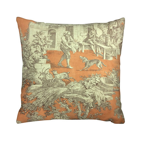 Fiddler Pillow