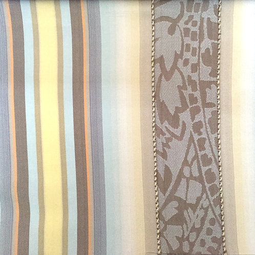 Sophisticated Stripe Panel, multiple colors availa