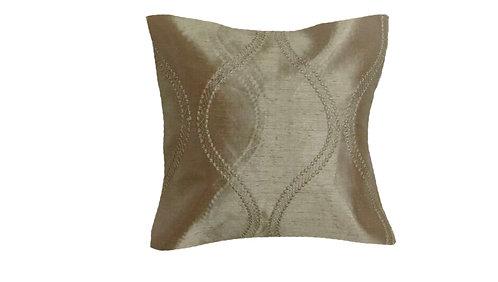 Gold Zac 18x18 Pillow