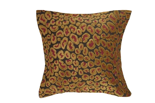 Cheetah 18x18 Pillow