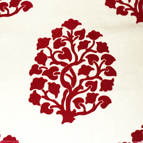 Printed Leaves Panel, multiple colors available