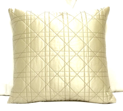 Inca 16x16 PIllow, Silver