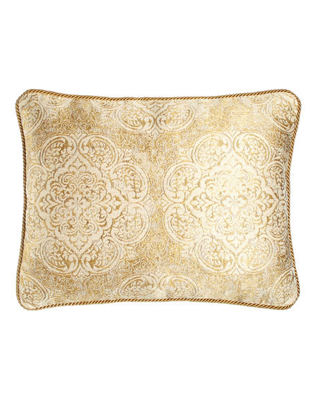 King Medallion Sham