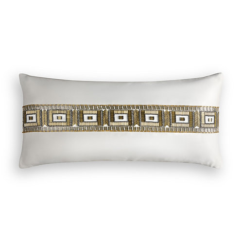 Francois Beaded Pillow