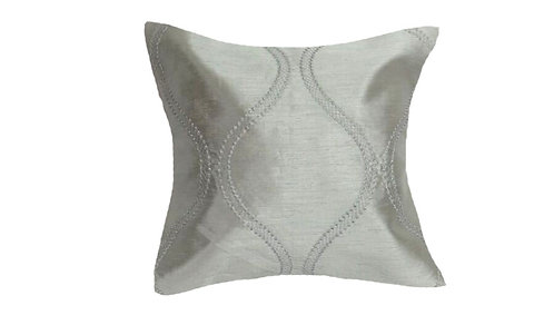Grey Zac 18x18 Pillow