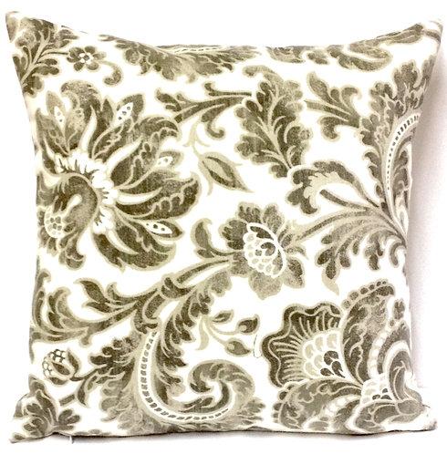 Palomar 16x16 Pillow, Gray