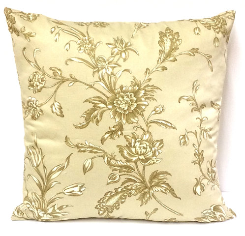 Garden Gate 15x15 Pillow, Beige