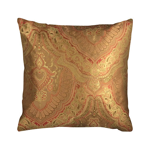 Gayle Pillow, Orange
