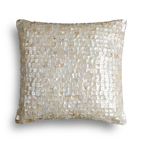 Jasmine Shell Pillow