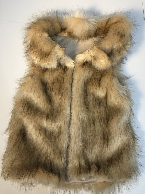 Alaskan Bear Faux Fur Vest