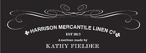 Harrison Mercantile Linen Co Kathy Fielder