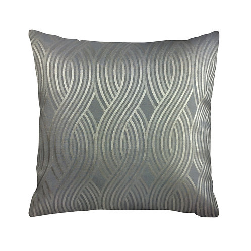 Chloe Pillow, Gray