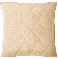 Ella 16x16 Pillow, Sand