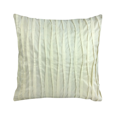Lucca Pillow, Ivory
