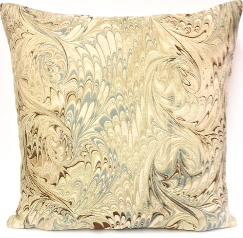 Serena 20x20 Pillow, Beige