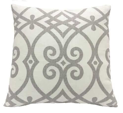 Scroll 17x17 Pillow