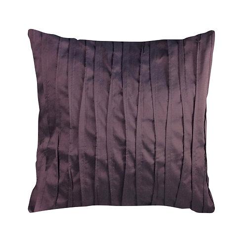 Lucca Pillow, Aubergine