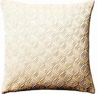 Morgan 16x16 Pillow, Cream