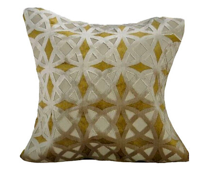 Celtic 18x18 Gold Pillow
