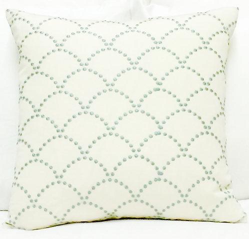 Playa 16x16 Pillow, Teal
