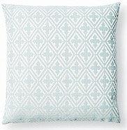 Florence 17x17 Pillow, Blue
