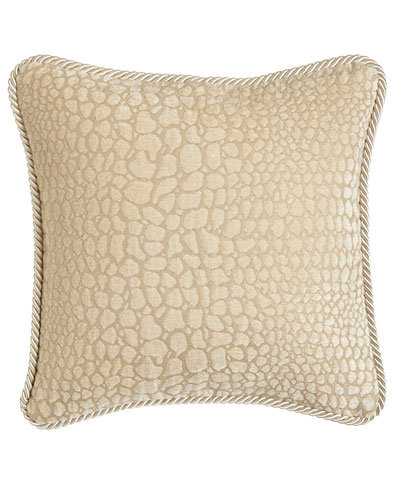 Belclaire Snakeskin Pillow