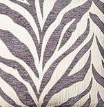 Zebra, Charcoal/White