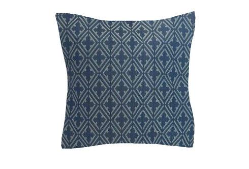Diamond Cross 18x18 Pillow