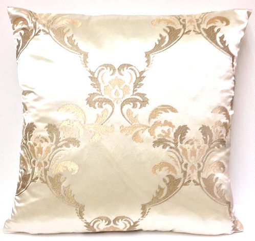 Provence 20x20 Pillow, Silver