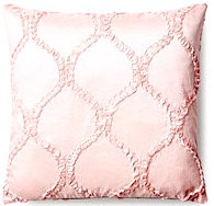 Allie 17x17 Pillow, Pink