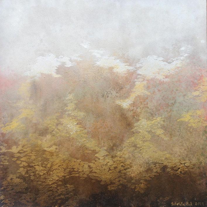 Luminescence 150 x 150cm Oil on Canvas G