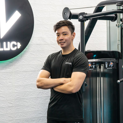 Personal Trainer - Marcus Chong Introduction