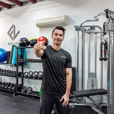 Personal Trainer - Cameron Bell Introduction