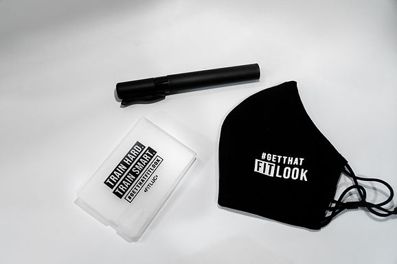 FITLUC Shop Personal Training Sports Accessories