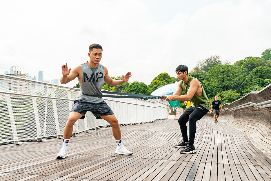 FITLUC Video Guide - Personal Training