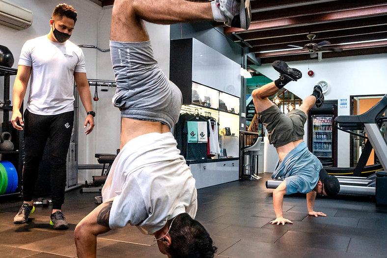 Personal Training Service - Street Dance Fitness