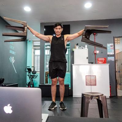Personal Trainer - Brandon Na