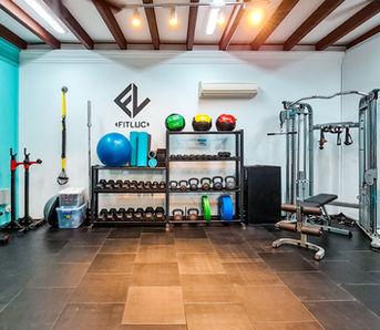 Functional Training Area