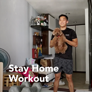 Stay Home Workout