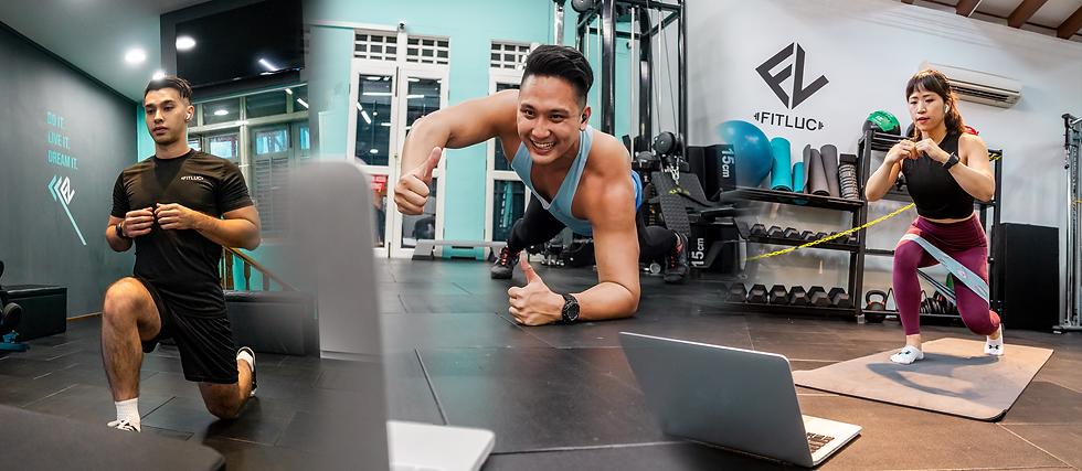 Online Personal Training (Online PT)