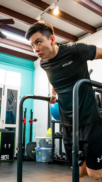 Personal Trainer - Marcus Chong