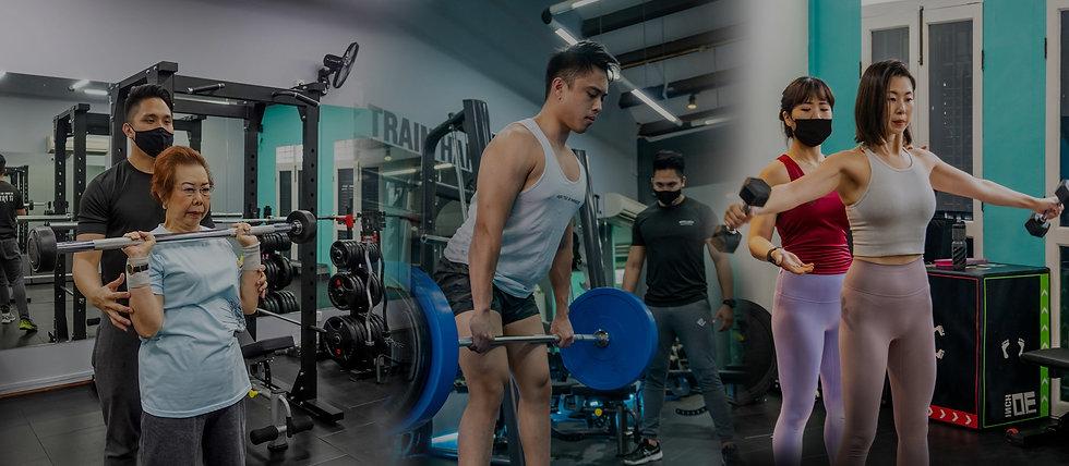 Gym Personal Training (Gym PT)