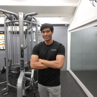Personal Trainer - Brandon Na Introduction